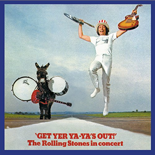 Rolling Stones , The - Get Yer Ya-Ya's Out! - The Rolling Stones In Concert (Vinyl)