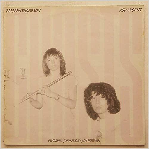 Thompson , Barbara / Argent , Rod - Ghosts (Featuring John Mole / Jon Hiseman) (Vinyl)
