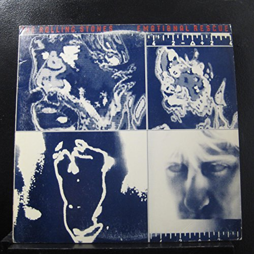 Rolling Stones , The - Emotional Rescue (80) (Vinyl)