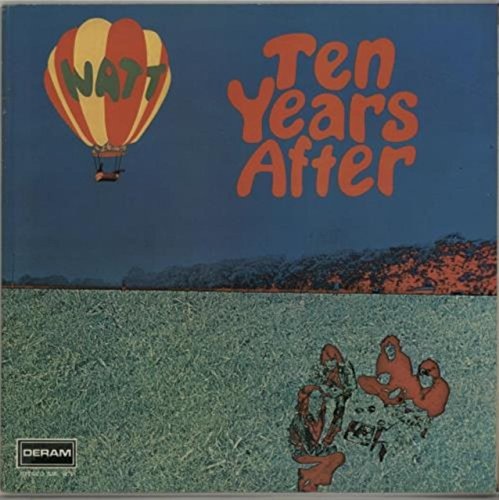 Ten Years After - Watt (70) (Vinyl)