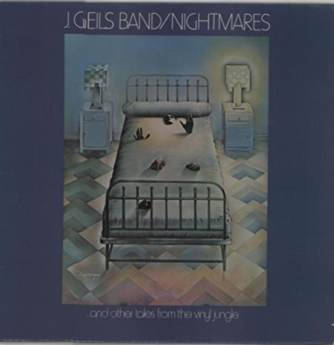 The J. Geils Band - Nightmares...and Other Tales from the Vinyl Jungle