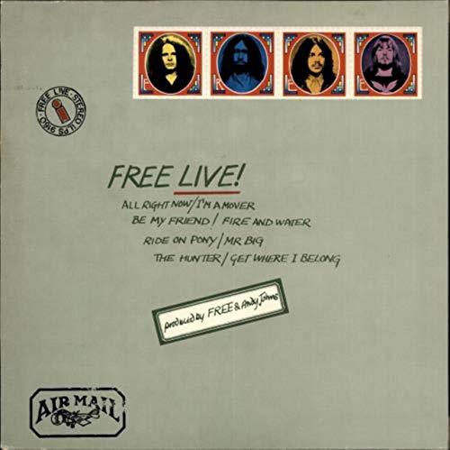 Free - Live! (Vinyl)