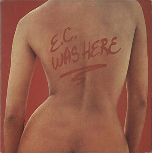 Clapton , Eric - E.C. Was Here (In Concert) (Vinyl)