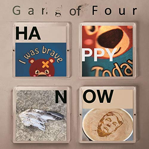 Gang Of Four - Happy Now (Vinyl)