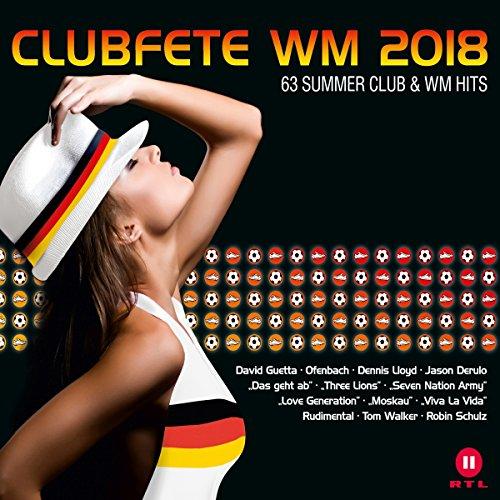 Sampler - Clubfete WM 2018