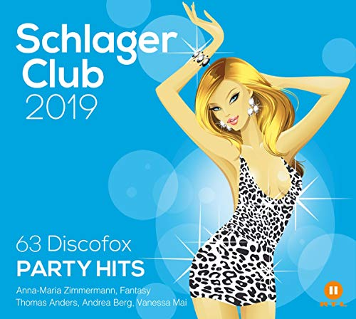 Various - Schlager Club 2019 (63 Discofox Party Hits-Best of