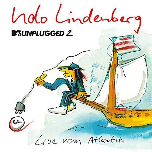 Udo Lindenberg - MTV Unplugged 2 - Live vom Atlantik (2 CD)