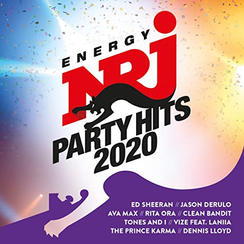 Sampler - Energy Party Hits 2020