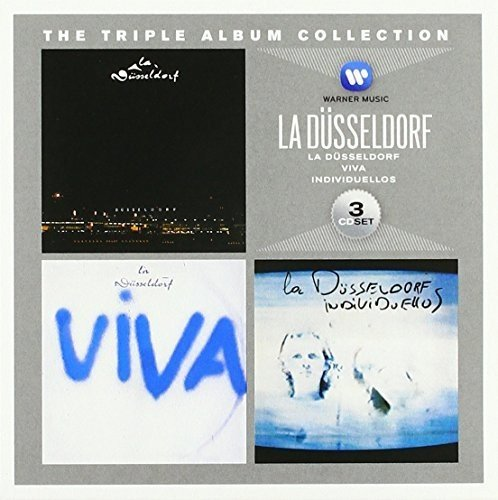 La Düsseldorf - The Triple Album Collection (Düsseldorf / Viva / Individuellos)
