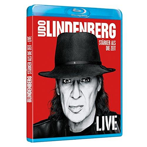 Lindenberg , Udo - Stärker als die Zeit - Live (2-Blu-ray Edition)