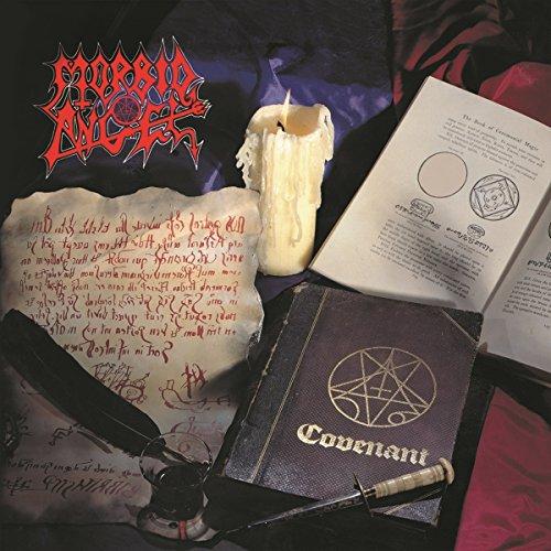 Morbid Angel - Covenant (Remastered) (Vinyl)