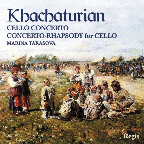 Khachaturian , Aram - Cello Concerto - Marina Tarasova
