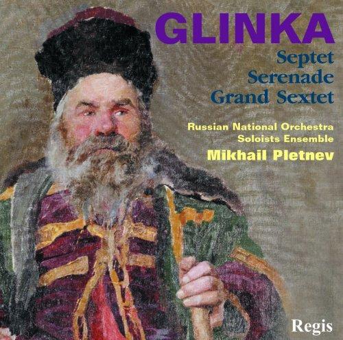 Glinka , Mikhail - Chamber Music (Russian National Symphony Orchestra)