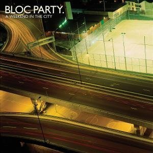 Bloc Party - A Weekend in the City (Limited Deluxe CD DVD Edition)