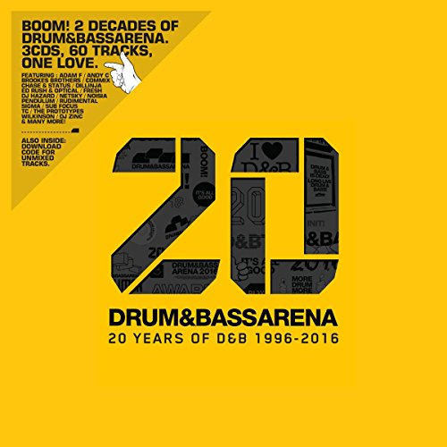 Various Artists - Drum&Bassarena 20 Years