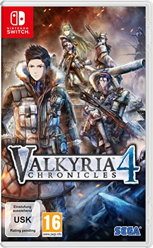 Nintendo Switch - Valkyria Chronicles 4  - LE [Nintendo Switch]