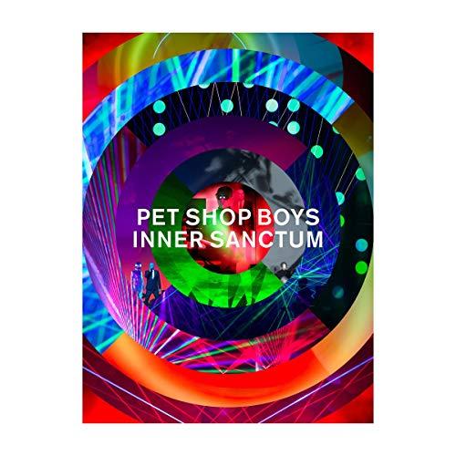Pet Shop Boys - Inner Sanctum (Blu-Ray + DVD + 2CD)
