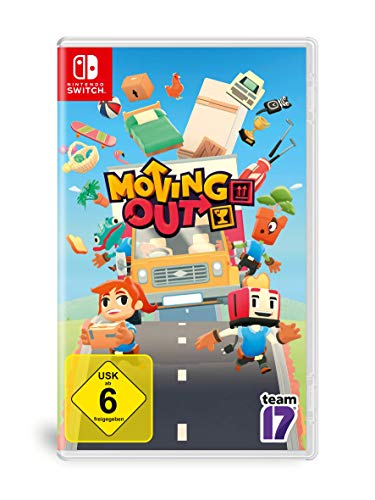 Nintendo Switch - Moving Out