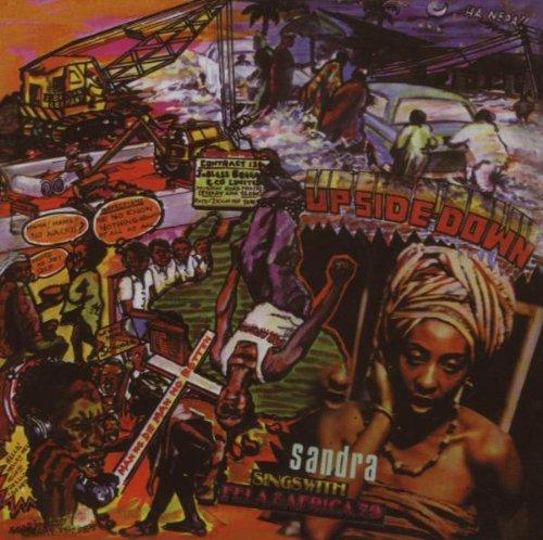 Kuti , Fela - Upside Down / Music of Many Colours