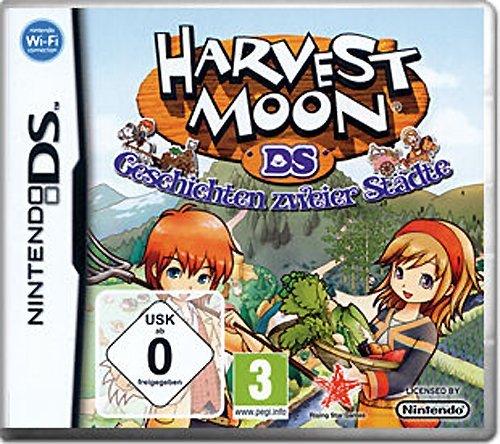 Nintendo DS - Harvest Moon - Geschichten zweier Städte