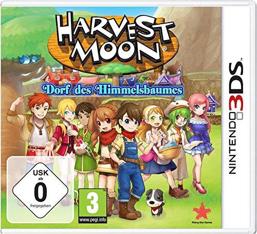 Nintendo 3DS - Harvest Moon - Dorf des Himmelsbaumes