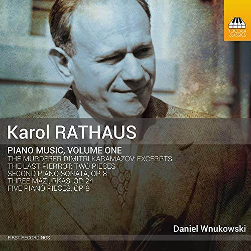 Daniel Wnukowski - Klaviermusik,Vol.1