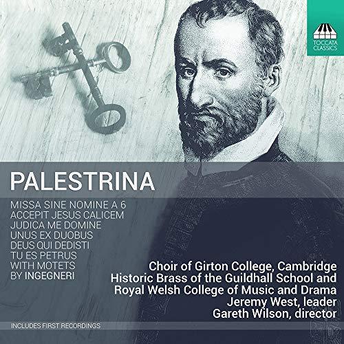 Palestrina - Missa Sine Nomine a6 (West, Wilson)