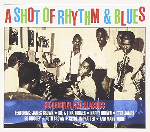 Sampler - A Shot of Rhythm & Blues