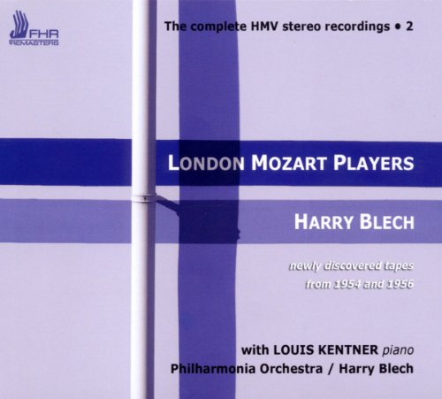 London Mozart Players & Blech , Harry - The Complete HMV Stereo Recordings 2
