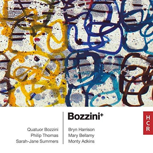 Quatuor Bozzini - Bozzini  (Harrison, Bellamy, Adkins) (Thomas, Summers)
