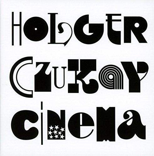 Holger Czukay - Cinema (Deluxe 5cd+Dvd Retrospective Boxset)