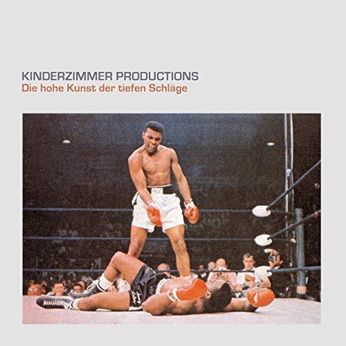 Kinderzimmer Productions - Die hohe Kunst der tiefen Schläge (Re-release) (Vinyl)