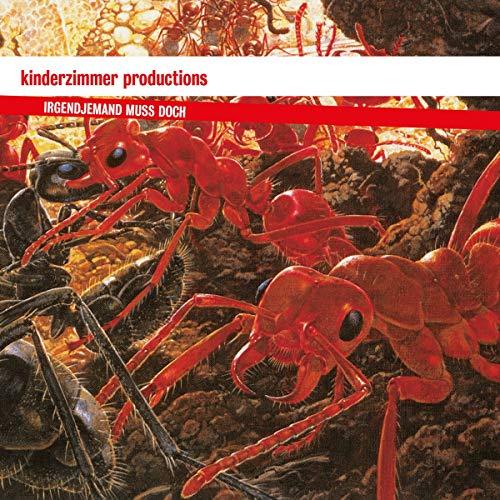 Kinderzimmer Productions - Irgendjemand Muss Doch [Vinyl LP]