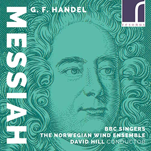 Händel , Georg Friedrich - Messiah (Hill)