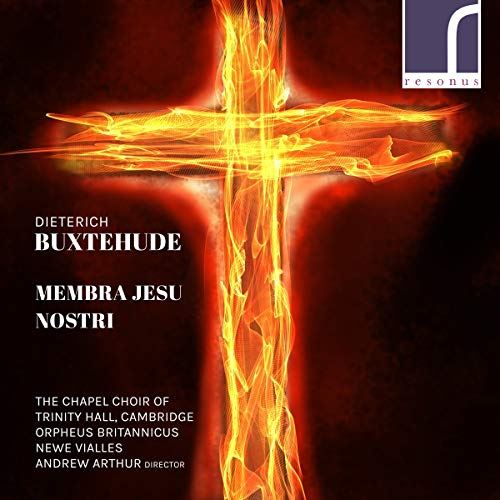 Buxtehude , Dieterich - Membra Jesu Nostri (Arhur)