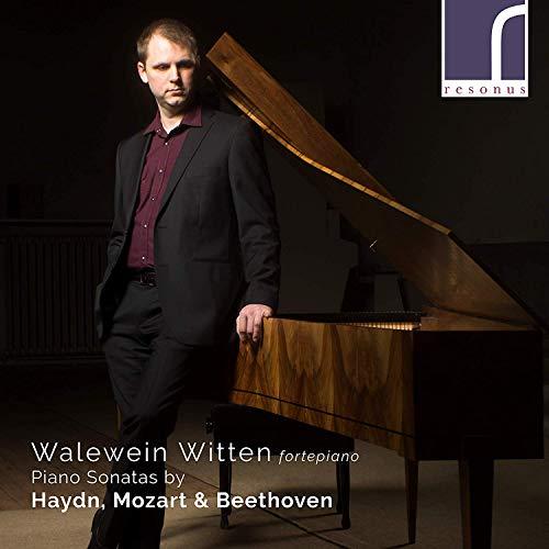 Walewein Witten - Klaviersonaten
