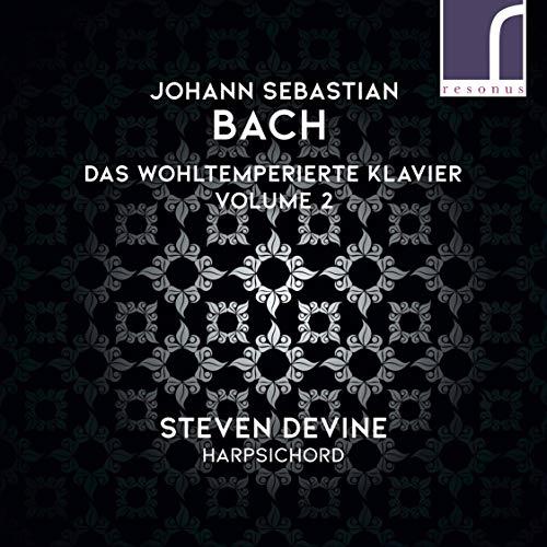 Bach , Johann Sebastian - Das wohltemperierte Klavier Volume 2 (Devine)