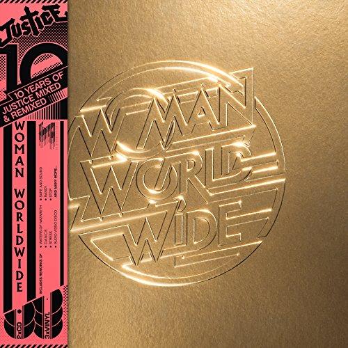 Justice - Woman Worldwide (Collector 3lp+2cd) [Vinyl LP]
