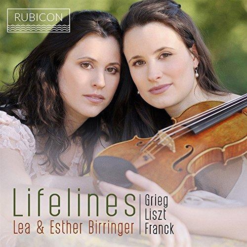 Birringer , Lea & Esther - Lifelines - Grieg Liszt Franck