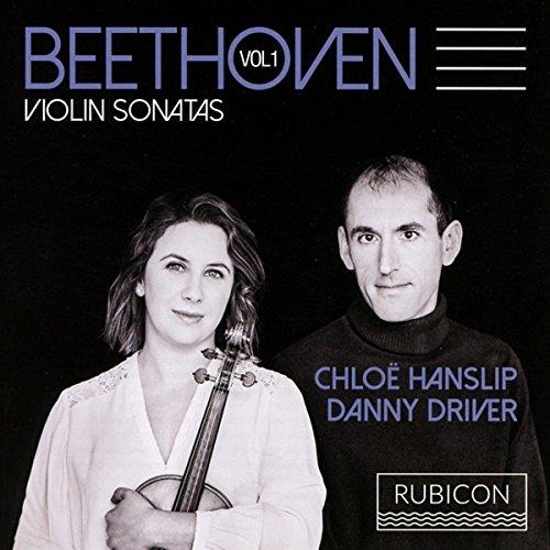 Beethoven , Ludwig van - Violin Sonatas (Hanslip, Driver)