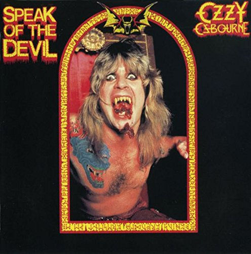 Ozzy Osbourne - Speak of the devil (1982)