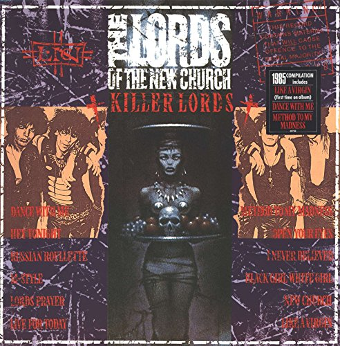 Lords Of The New Church , The - Killer Lords (Vinyl)
