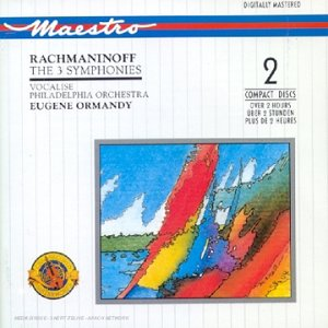 Rachmaninoff , Sergei - The 3 Symphonies / Vocalise (Ormandy / Philadelphia Orchestra)