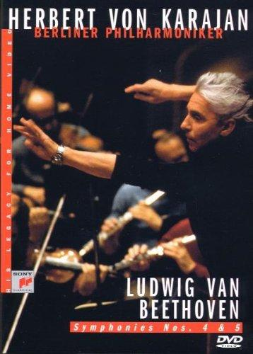 Karajan , Herbert von - Beethoven: Symphonies Nos. 4 & 5