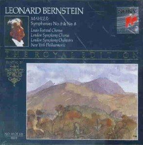 Mahler , Gustav - Sinfonien 6 8 (Leonard Bernstein)