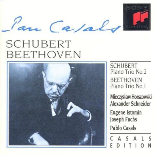 Casals,P., Horszowski,M., Schn, Schubert,Franz - Casals Edition: Schubert / Beethoven