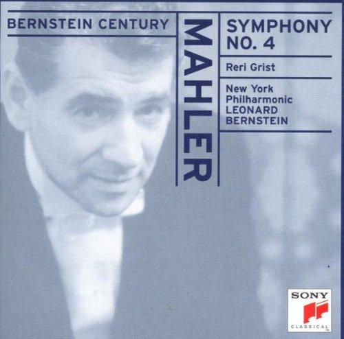 Mahler , Gustav - Symphony No. 4 (Grist, Bernstein)