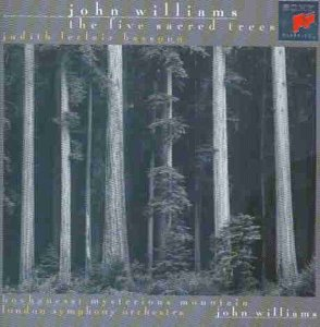 Williams , John - Williams: The Five Sacred Trees / Takemitsu: Tree Line / Hovhaness: Symphony No. 2 / Picker: Old And Lost Rivers (Williams, LSO)