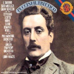 Puccini , Giacomo - Il Trittico (Scotto, Domingo, Horne, Maazel)