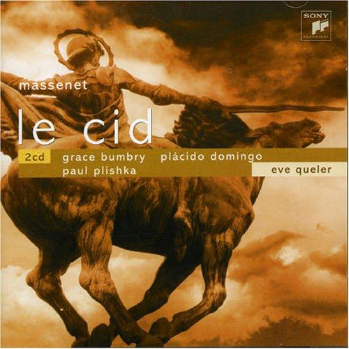 Massenet , Jules - Le Cid (Bumbry, Domingo, Plishka, Queler)